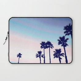 Tranquillity - violet sunset Laptop Sleeve