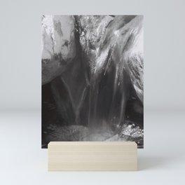 Ure river #6 Mini Art Print