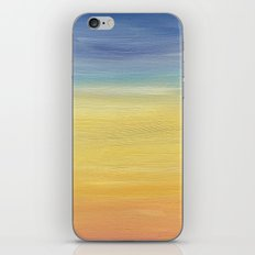 Desert sunset collection iPhone & iPod Skin