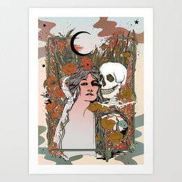 Delirium Tremens Kunstdrucke