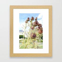 CHARDON ROYALE Framed Art Print
