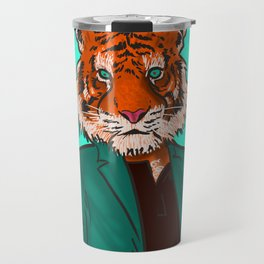 Tiger Beat Travel Mug