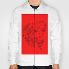Elephant of the Day Hoody