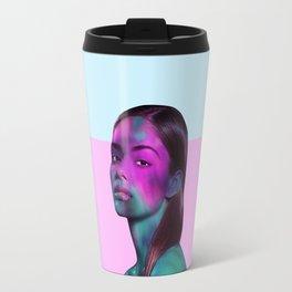 Psychedelic Babe Travel Mug