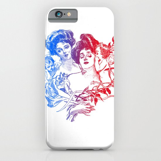 Little Whispers iPhone & iPod Case