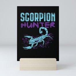 Scorpion Hunter Mini Art Print
