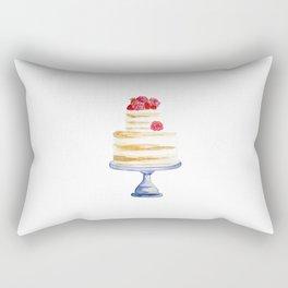 Berries cake Rectangular Pillow