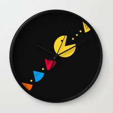 Missing Piece Wall Clock