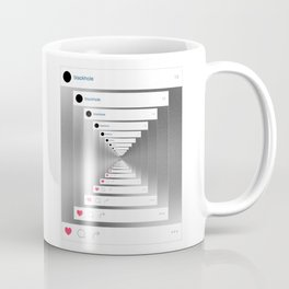 BLACK HOLE Coffee Mug