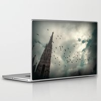 vienna Laptop & iPad Skins featuring Vienna 04 by Mi Nu Ra