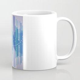 Blasting Waves Coffee Mug