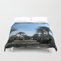hawaii Duvet Covers featuring Hawaii by Kaitlynn Marie