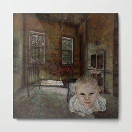 Room 13 - The Boy Metal Print