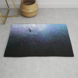 Flight of the Ravens Rug