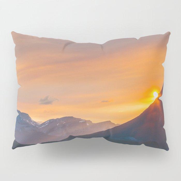 Jasper, Alberta Pillow Sham