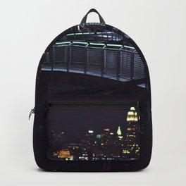 Mystic Majestic Uraban Metro Bridge Nightlife Backpack