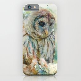 Morning Hunt iPhone Case