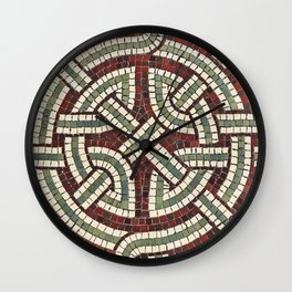 Celtic design, Ireland Wall Clock