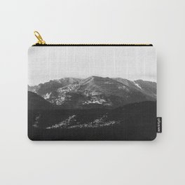 the rockies | grayscale Carry-All Pouch