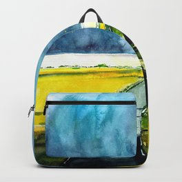 When the Storm Passed Backpack