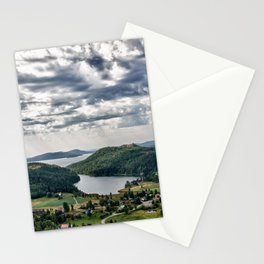 What A View! Stationery Cards