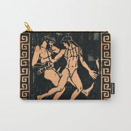 Greek Man & Boy Erotica Carry-All Pouch