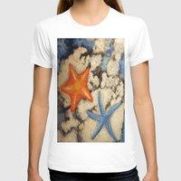 starfish T-shirts featuring Starfish by Michael Anthony Alvarez