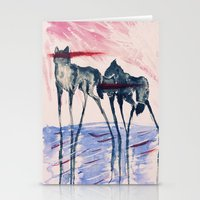 ford Stationery Cards featuring Ford by DogoD Art