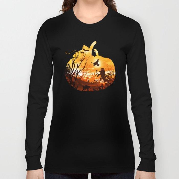 All Hallows Eve Long Sleeve T-shirt