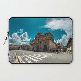 Morning in cajarmarca - Peru Laptop Sleeve