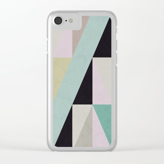 The Nordic Way IX Clear iPhone Case