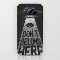Because I'm a Creep Galaxy S7 Slim Case