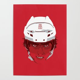 Alex Ovechkin, Superhero Poster