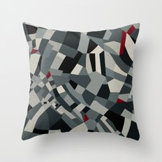 London Tex Throw Pillow