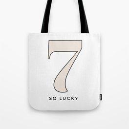 Seven So Lucky Tote Bag