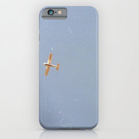 plane iPhone & iPod Case