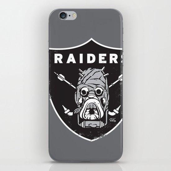 Tusken Raider Nation Pride iPhone & iPod Skin