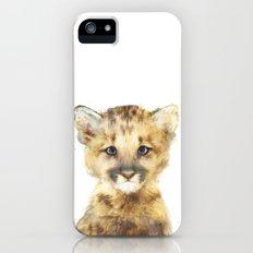 Little Mountain Lion iPhone (5, 5s) Slim Case