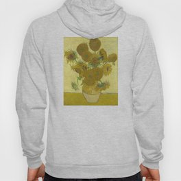 Sunflowers (Vincent Van Gogh series) Hoody