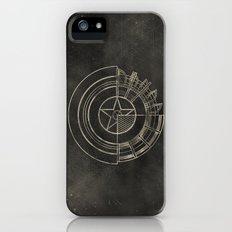 Capt America iPhone SE Slim Case