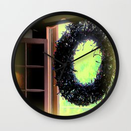 Every Christmas Wall Clock