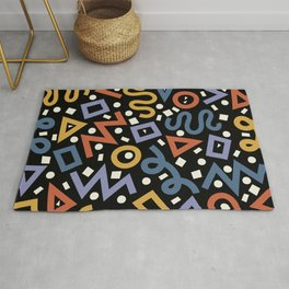 Colorful Party! Rug