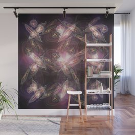 PROPAGATION IN THE UNIVERSE Wall Mural