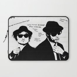 The Blues Brothers Laptop Sleeve