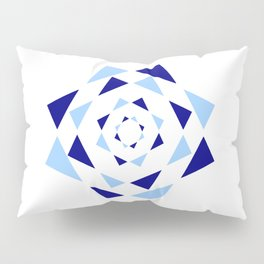Star of David 36- Jerusalem -יְרוּשָׁלַיִם,israel,hebrew,judaism,jew,david,magen david Pillow Sham