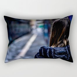 Melbourne Alley Two Rectangular Pillow