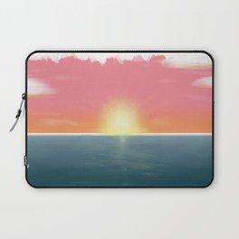 Peaceful Current Laptop Sleeve