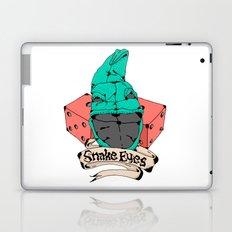 Snake Eyes Laptop & iPad Skin
