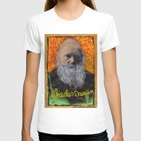darwin T-shirts featuring Charles Darwin by Ibbanez