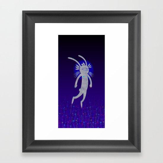 PILGRIM : REPENTANCE Framed Art Print
